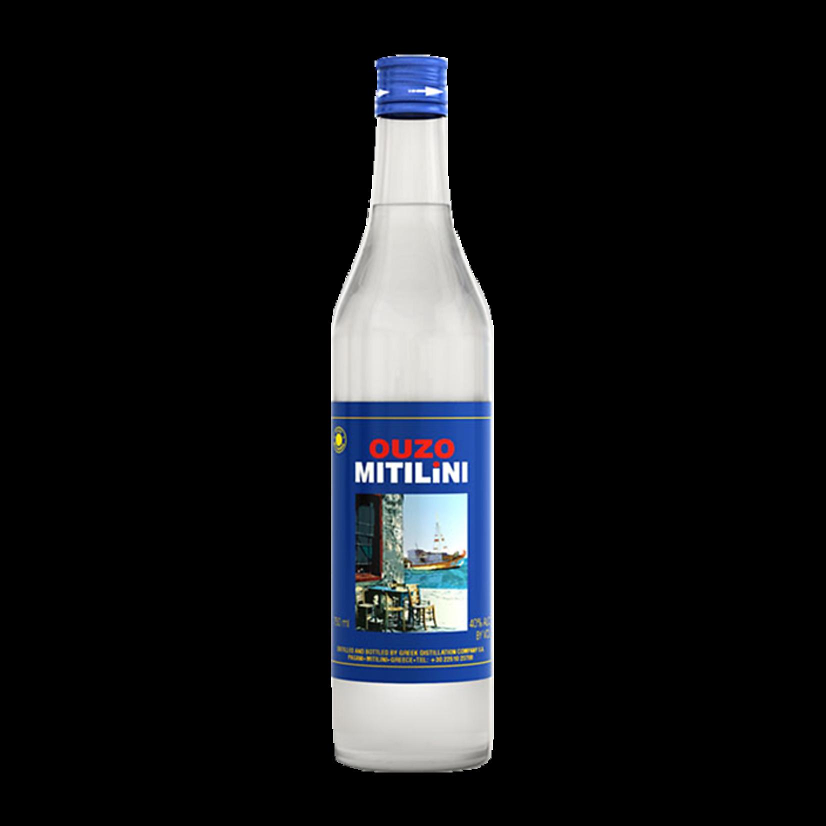 Spirits Mitilini Cooperative Ouzo