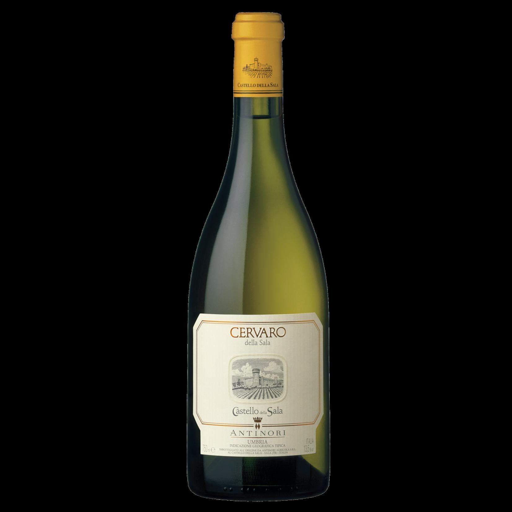 Antinori Castello della Sala Cervaro Chardonnay 2018