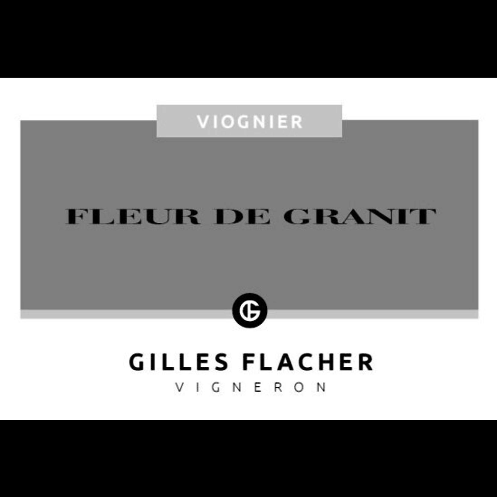 Wine Gilles Flacher Fleur de Granit Viognier 2016