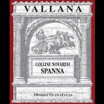 Wine Vallana Colline Novaresi Spanna 2016