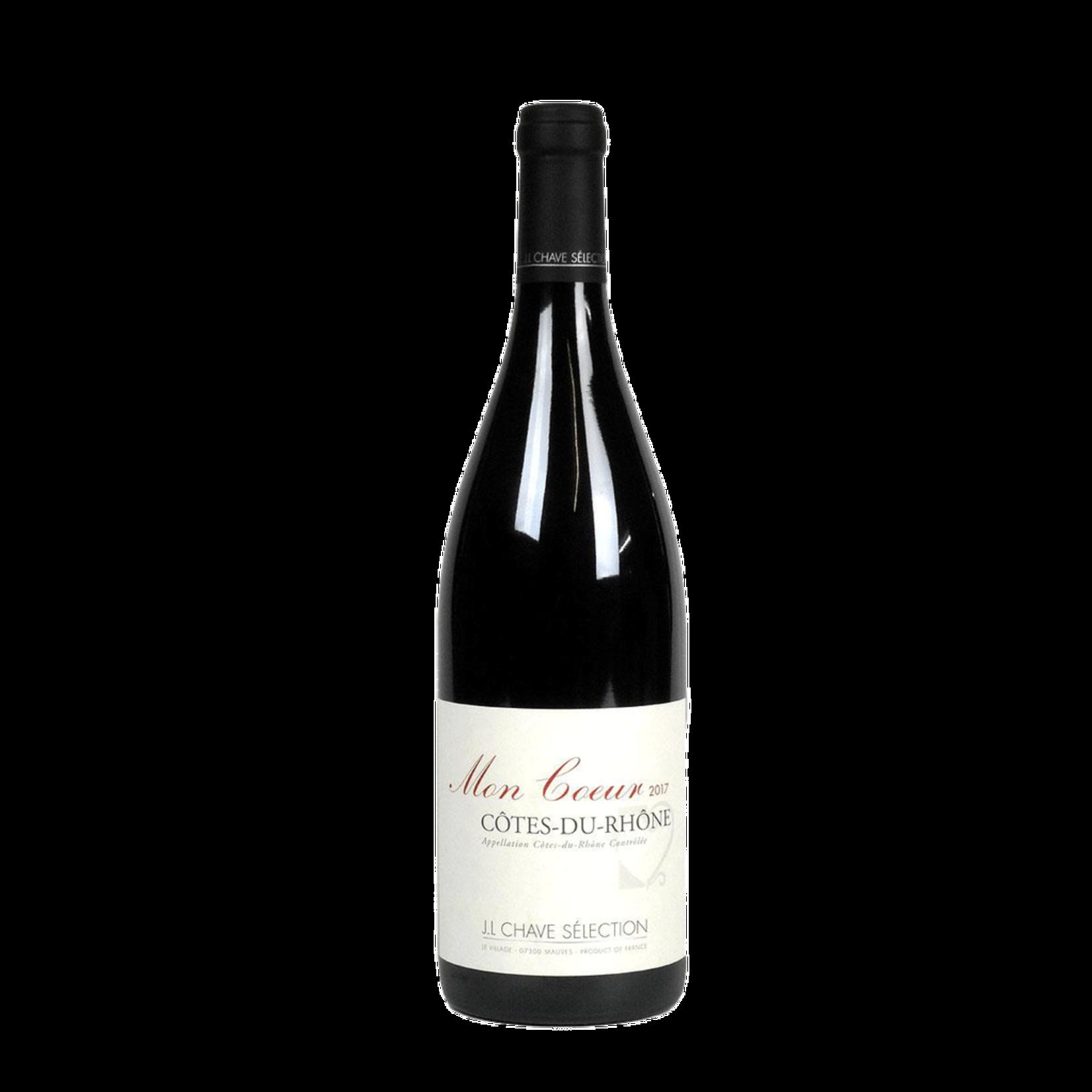 Wine Domaine Jean-Louis Chave Cotes du Rhone Mon Coeur 2019