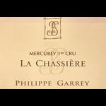 Domaine Philippe Garrey Mercurey Premier Cru La Chassiere 2016