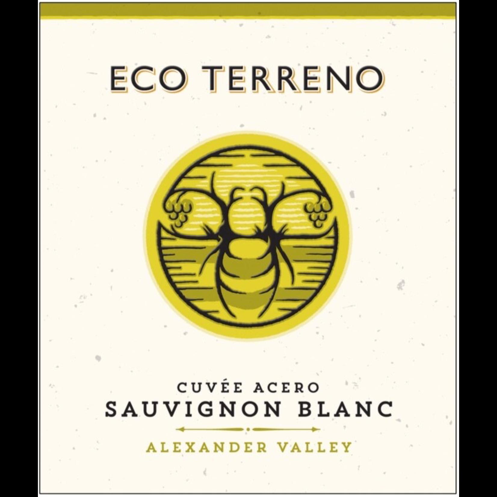Eco Terreno Sauvignon Blanc Cuvee Acero 2016