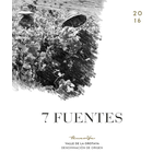Wine Suertes del Marques Valle de la Orotava 7 Fuentes 2017