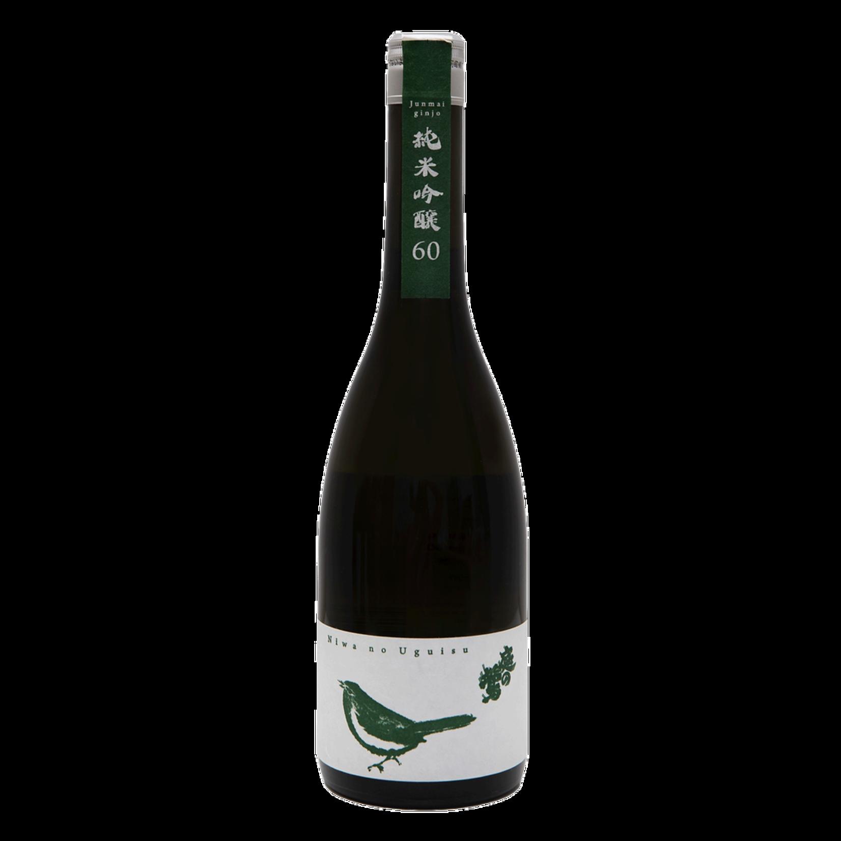 Sake Niwa No Uguisu 60 Junmai Ginjo Sake 300ml