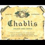 Wine Domaine Boudin Chablis 2019