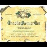 Wine Domaine Boudin Chablis Premier Cru Fourchaume 2018