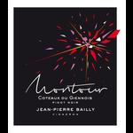 Jean Pierre Bailly Montour Pinot Noir 2017