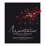 Wine Jean Pierre Bailly Montour Pinot Noir 2017