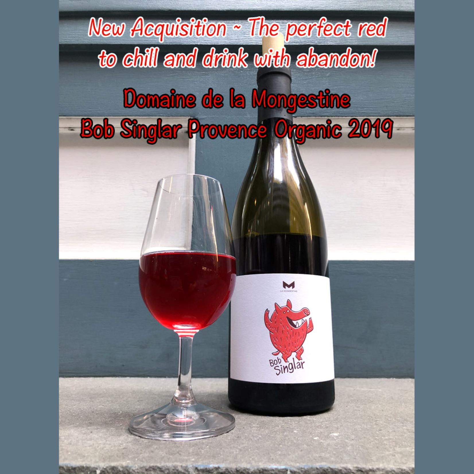 Wine Domaine de la Mongestine Bob Singlar Provence Organic