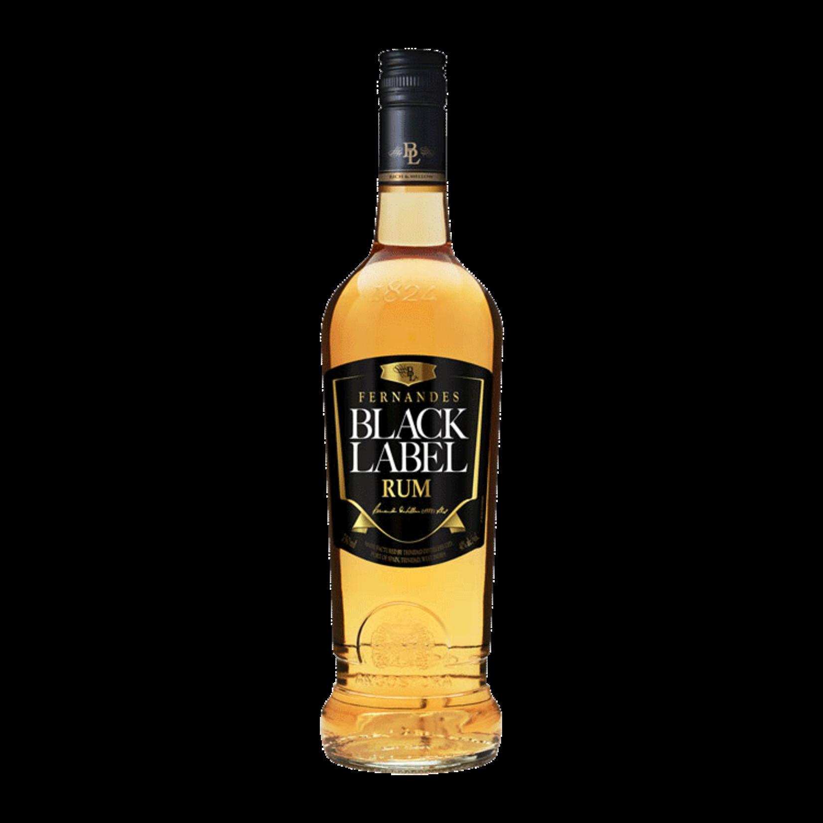 Spirits Angostura Fernandes Black Label Rum