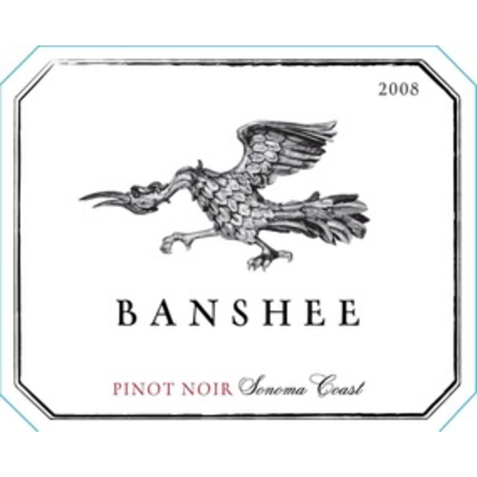 Wine Banshee Pinot Noir Sonoma Coast 2018