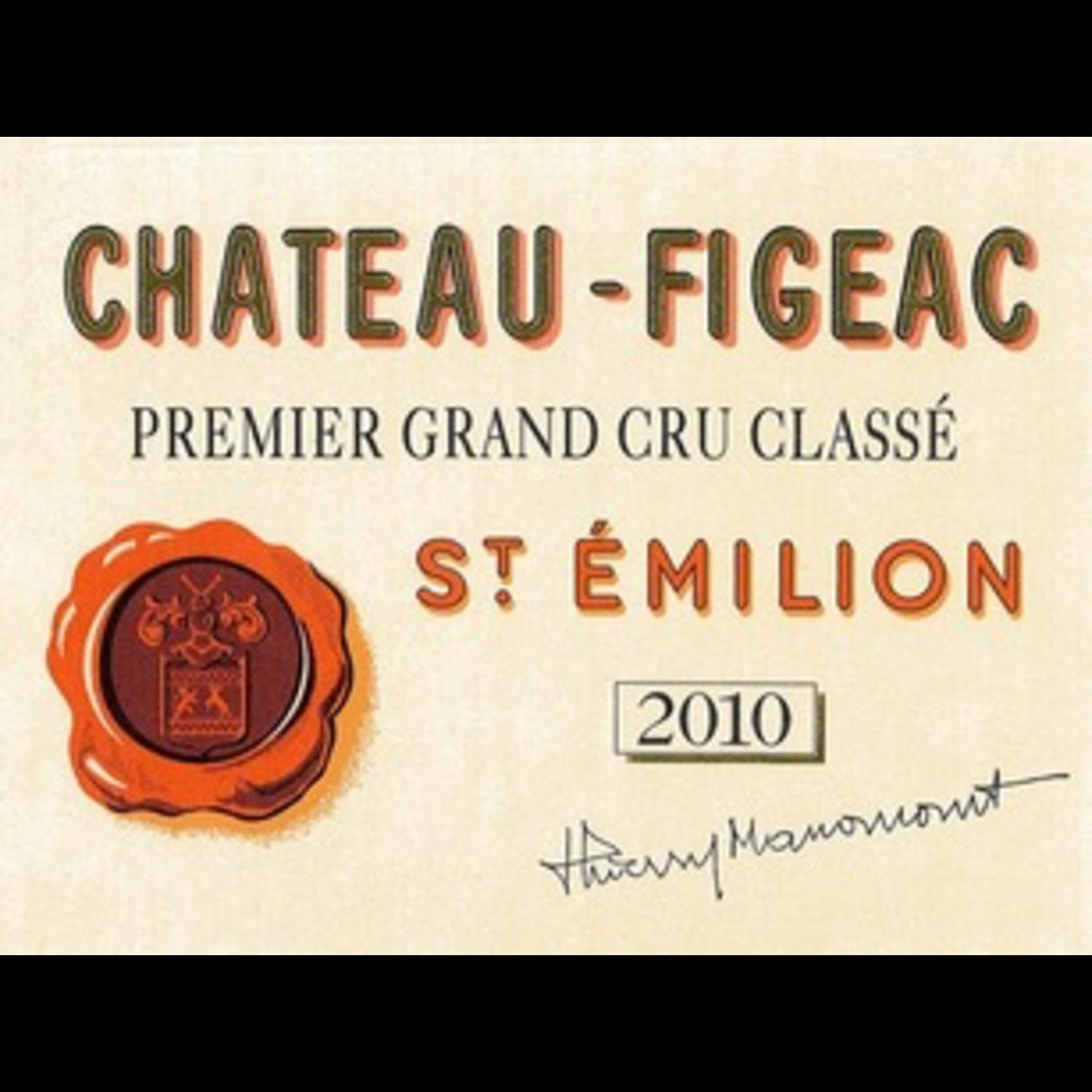 Wine Chateau Figeac 2010