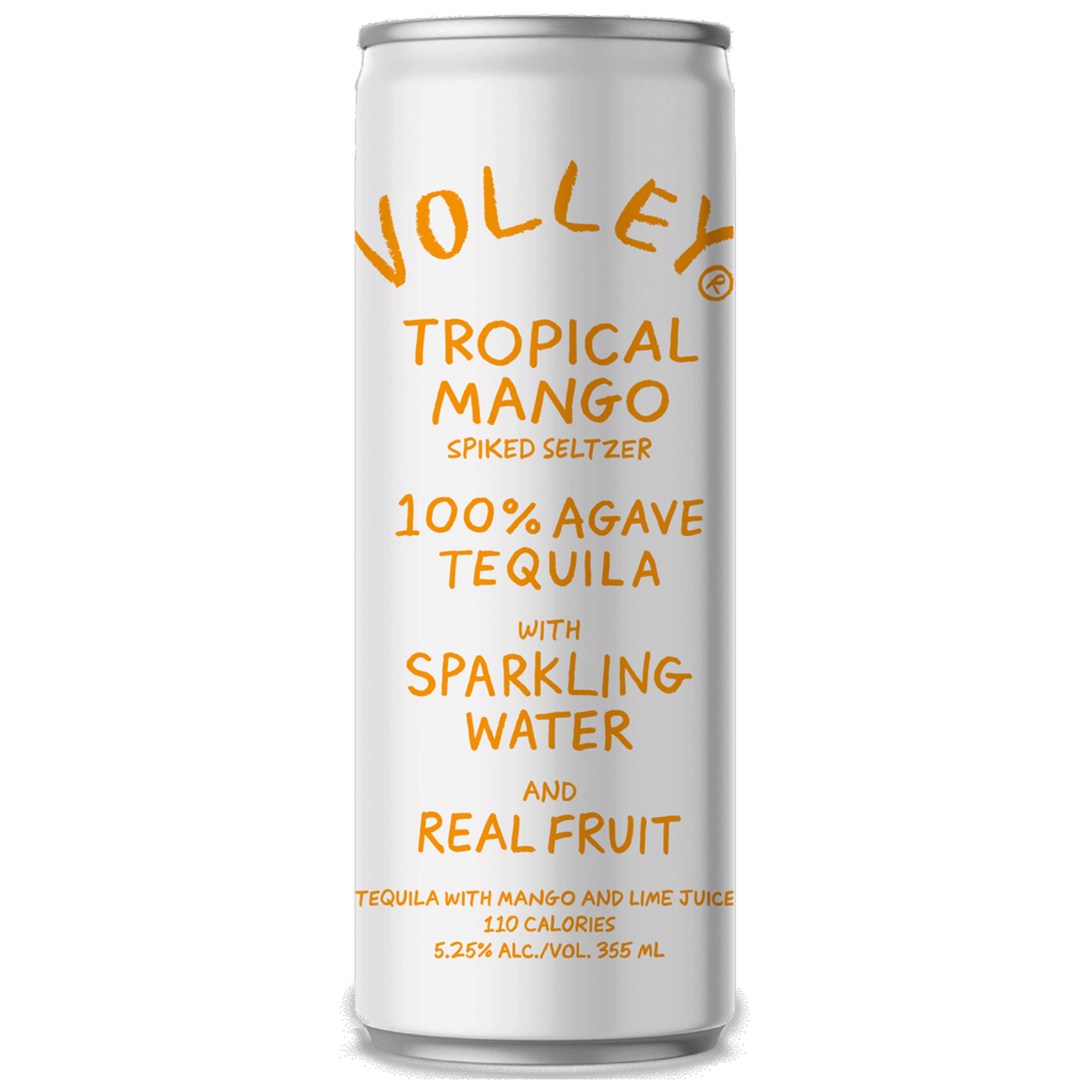 Spirits Volley Mixed Spiked Seltzer 4pack of 355ml cans