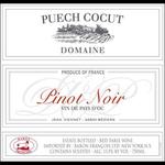 Wine Domaine Puech Cocut Pinot Noir 2018