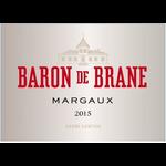 Wine Baron de Brane Margaux 2012