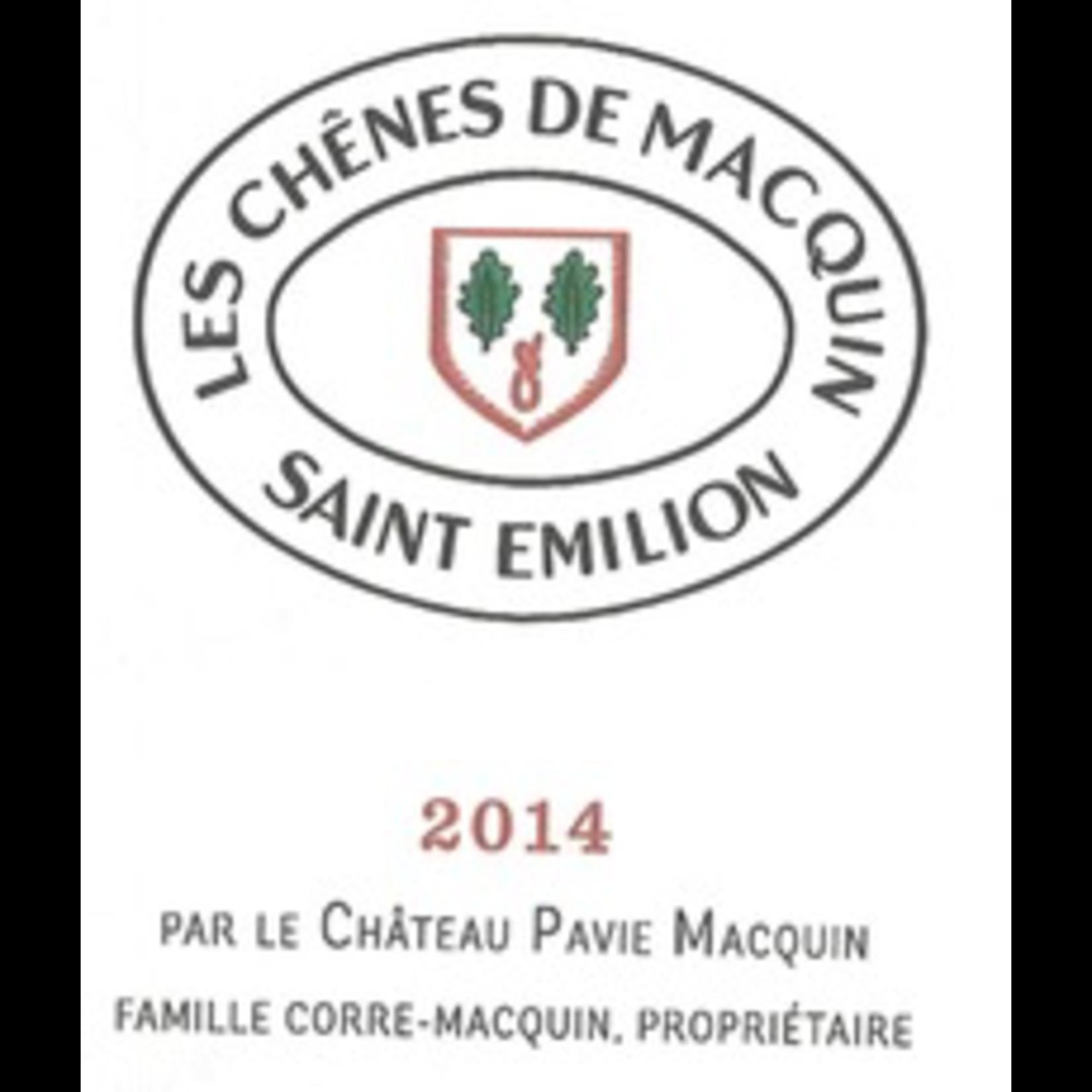 Wine Chateau Pavie-Macquin, Saint-Emilion Grand Cru Classe 2014