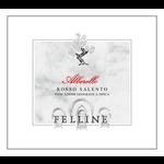 Wine Felline Salento Rosso Alberello 2015