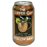 Copper Can Moscow Mule Cocktail in a Can 355ml