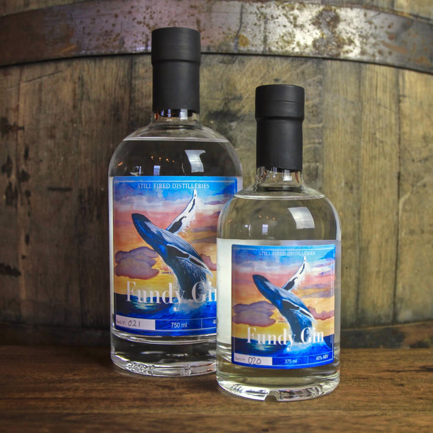 Spirits Still Fired Distilleries Fundy Gin Nova Scotia