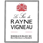 Wine Chateau de Rayne Vigneau Le Sec de Rayne Vigneau 2018