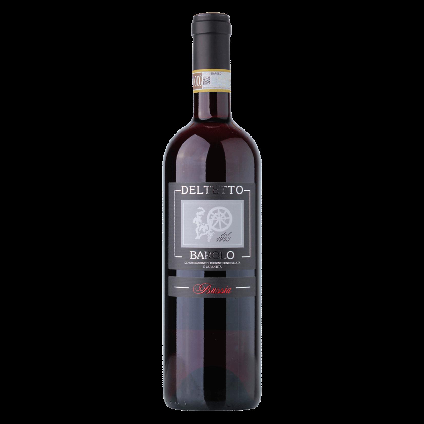 Wine Deltetto Barolo Bussia 2012
