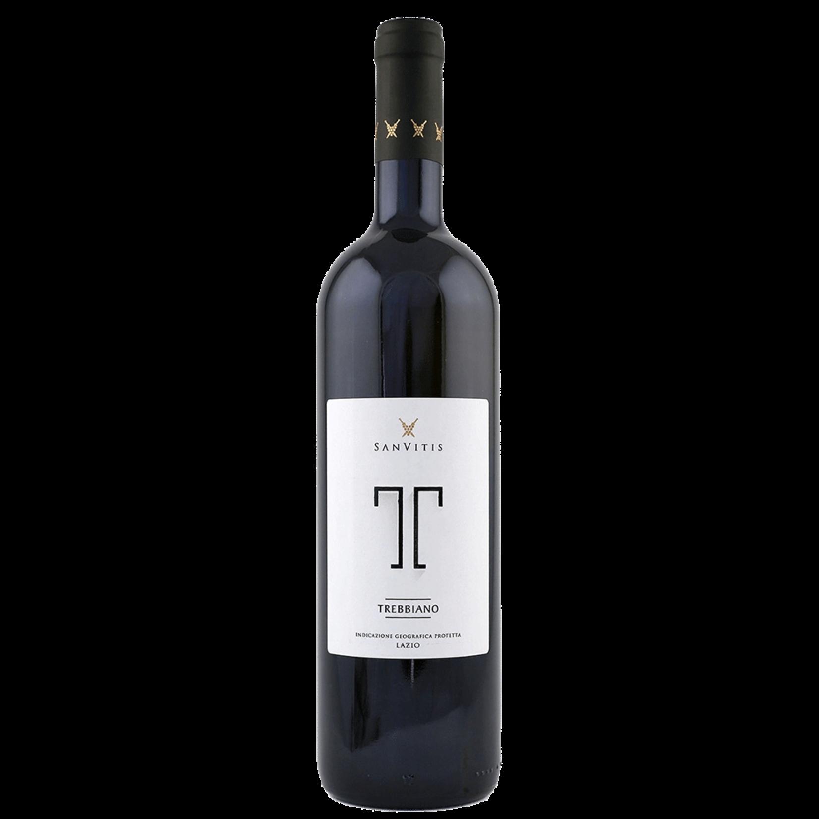 "Wine San Vitis Trebbiano ""Orange"" Lazio IGT 2016"