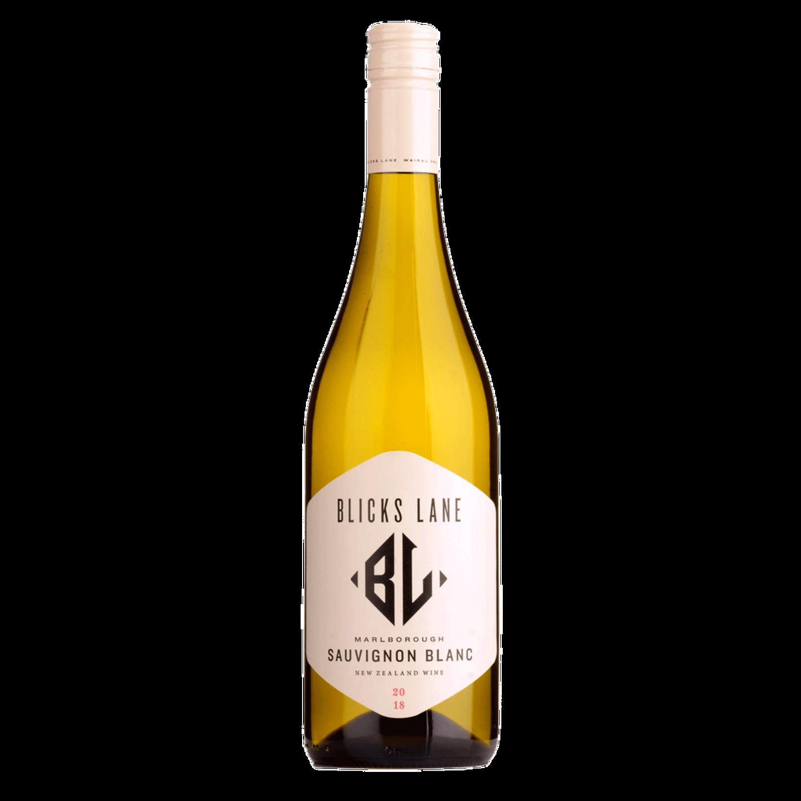 Blicks Lane Vineyards Sauvignon Blanc Marlborough 2020