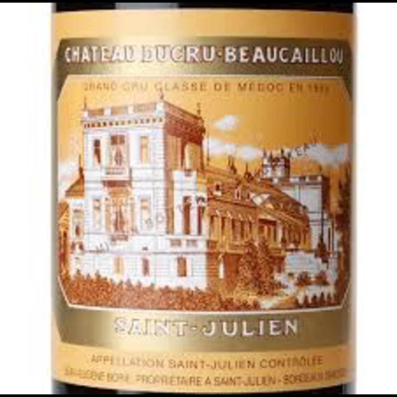 Wine Chateau Ducru Beaucaillou 1978