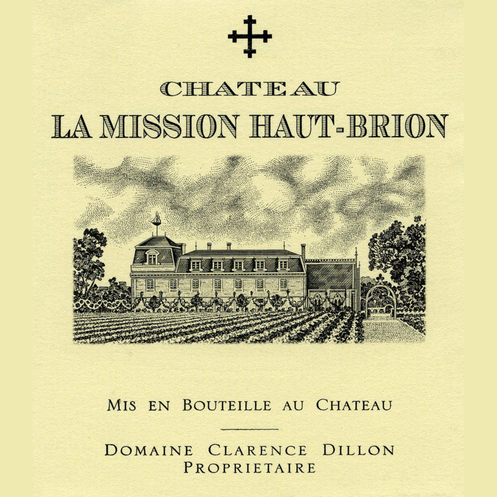 La Mission Haut Brion 1985