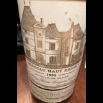 Wine Chateau Haut Brion Blanc 1992