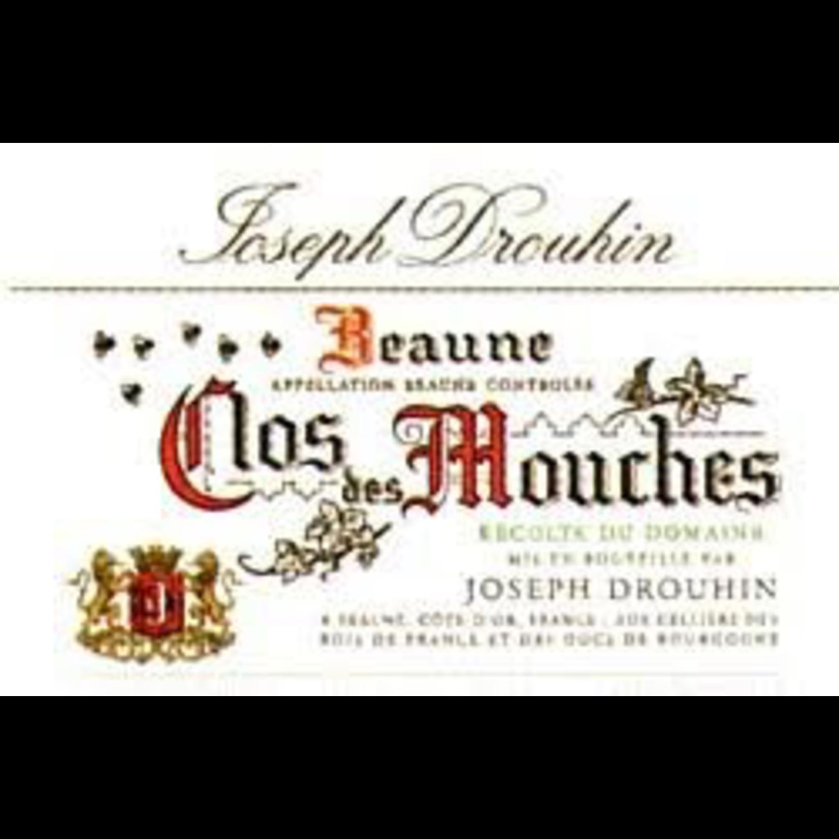 Drouhin Beaune Clos de Mouches Blanc 1987