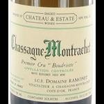 Domaine Ramonet Chassagne Montrachet Boudriote Premier Cru 2005