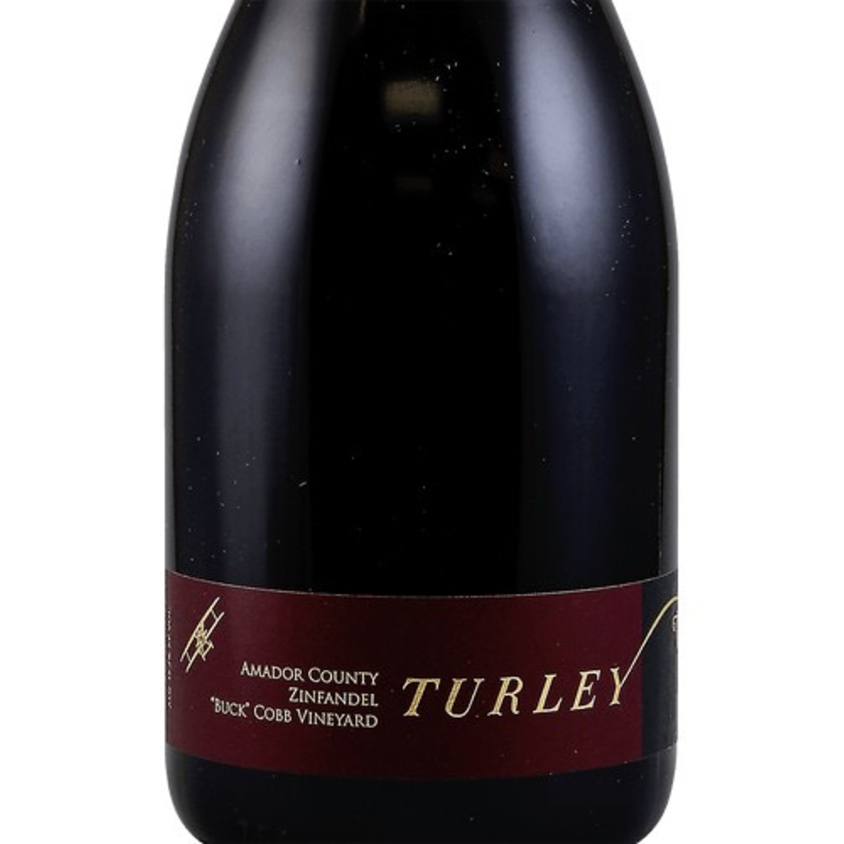 Wine Turley Zinfandel Buck Cobb Vineyard Amador County 2016