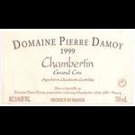 Wine Domaine Damoy Chambertin Grand Cru 1999 1.5L