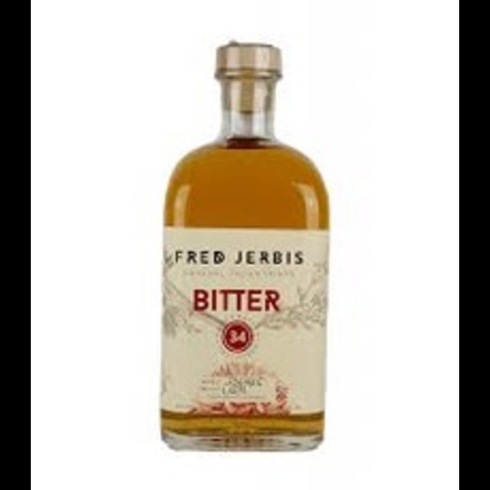 Spirits Fred Jerbis Bitter