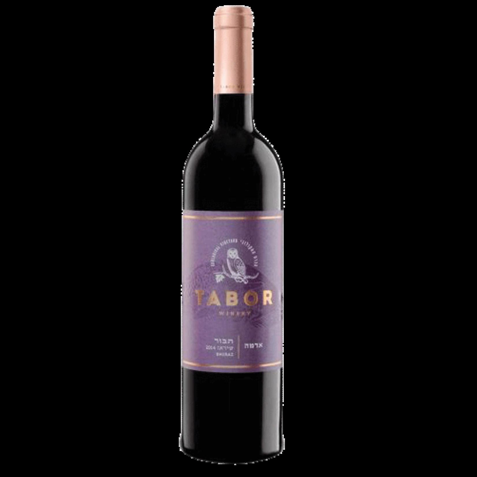 Wine Mt Tabor Adama Shiraz 2014 Kosher
