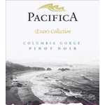 Pacifica Evan's Collection Pinot Noir Columbia Gorge 2018 Kosher