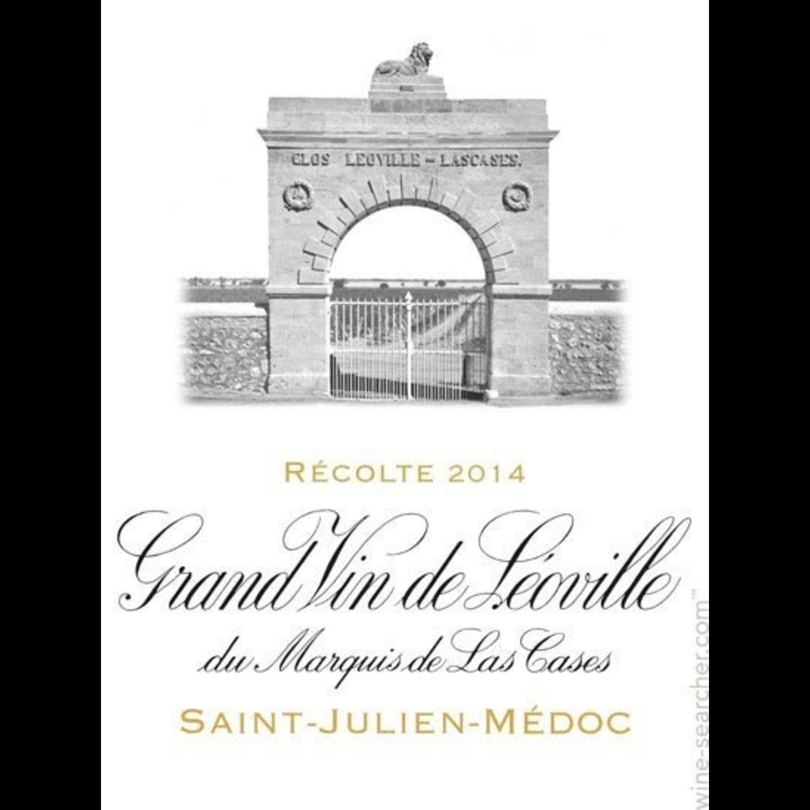 Wine Chateau Leoville Las Cases 1995 3L