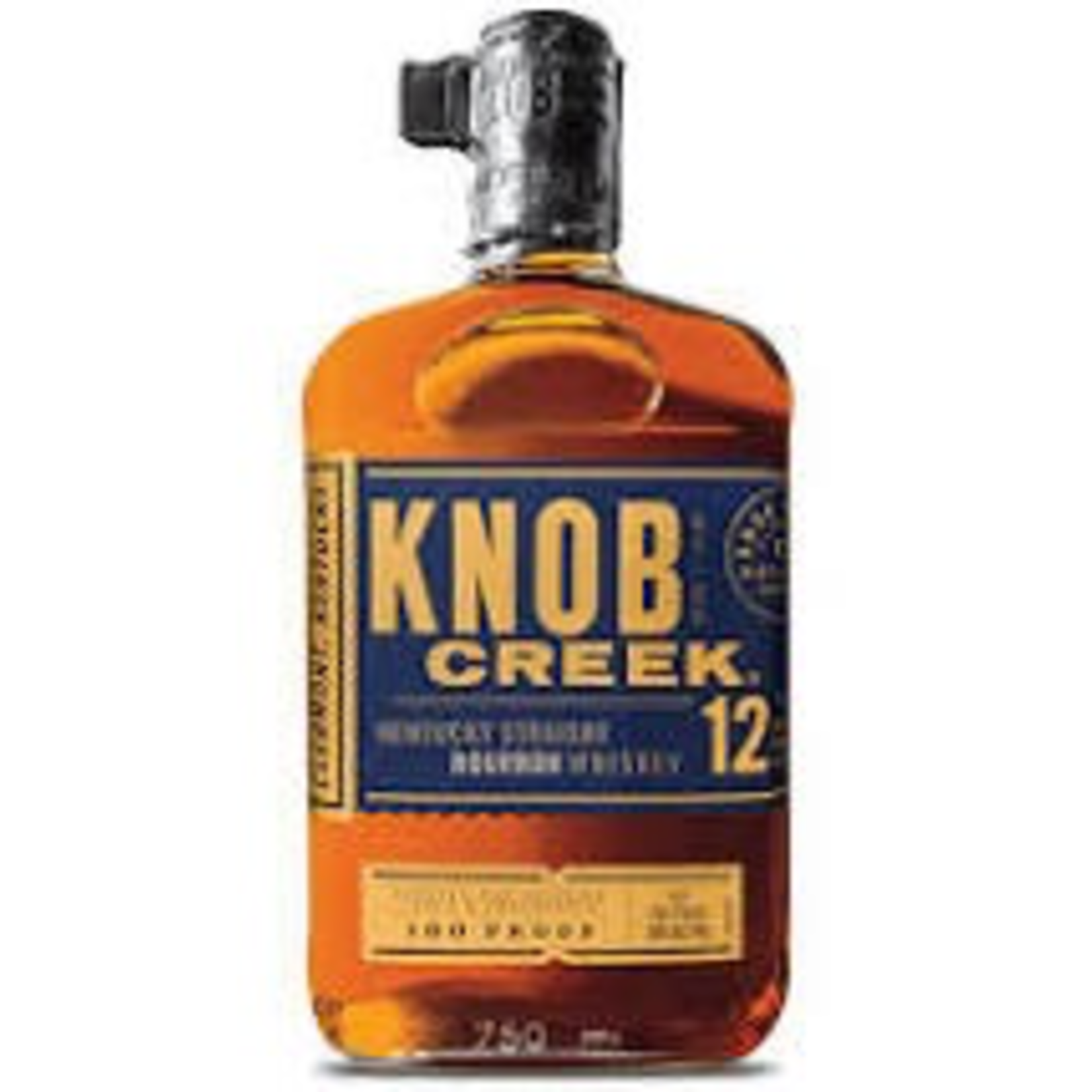 Spirits Knob Creek Kentucky Straight Bourbon Whiskey 12 Year