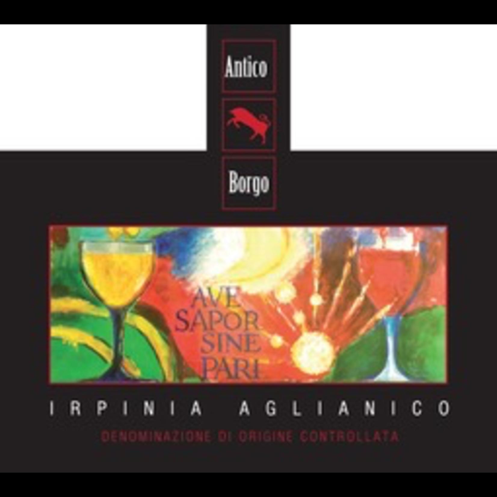 Wine Antico Borgo Irpinia Aglianico