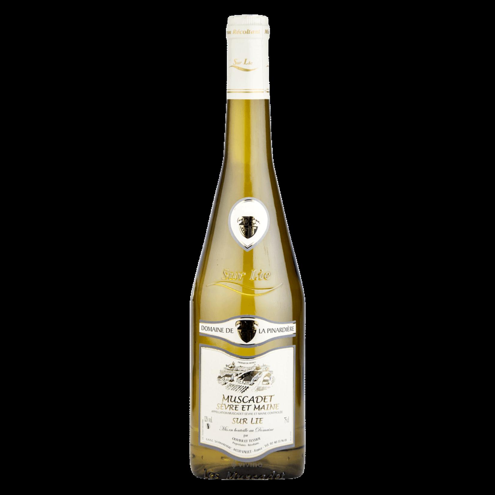 Wine Domaine de la Pinardiere Muscadet Sevre et Maine Sur Lie 2019