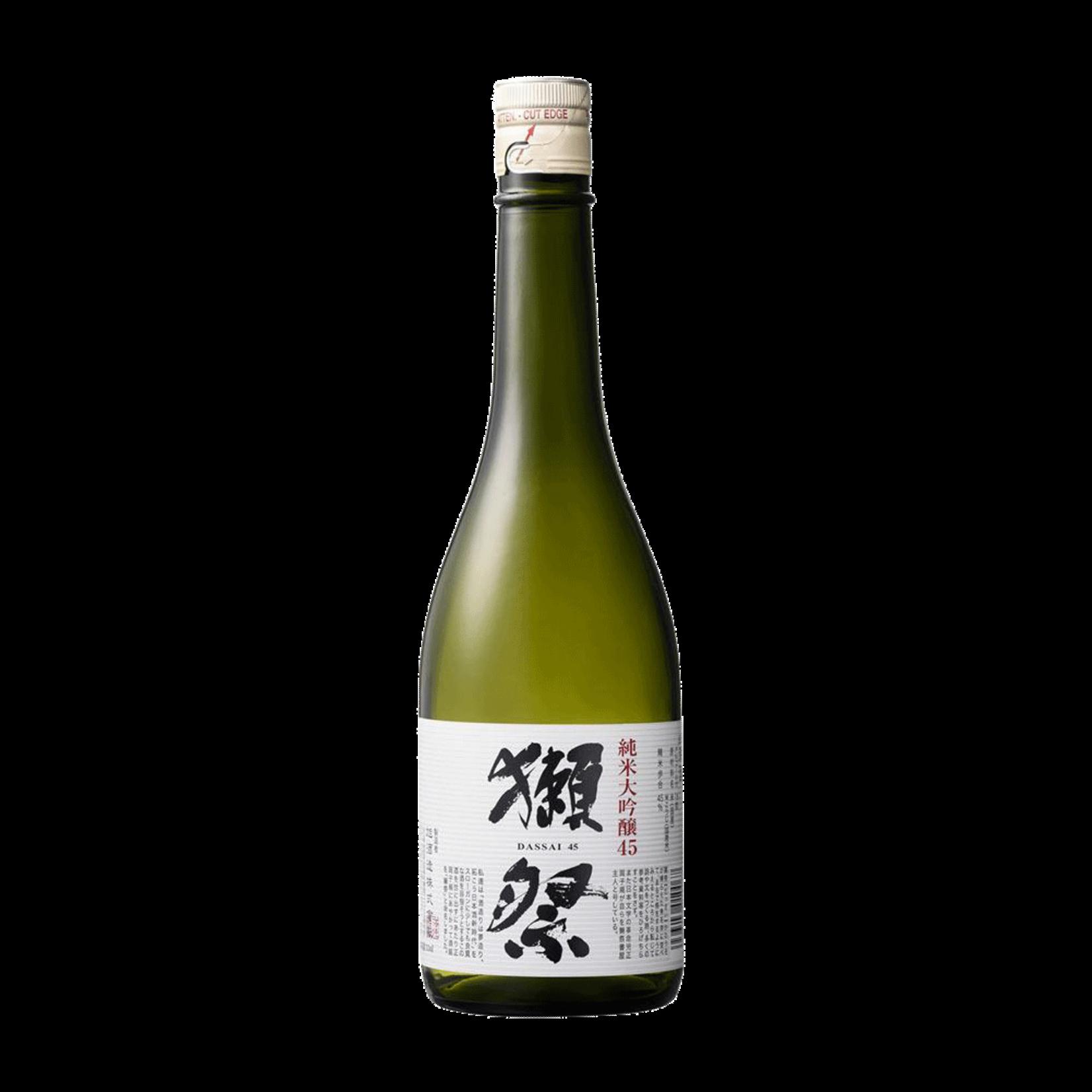 Sake Dassai 45 Junmai Daiginjo Sake 720ml