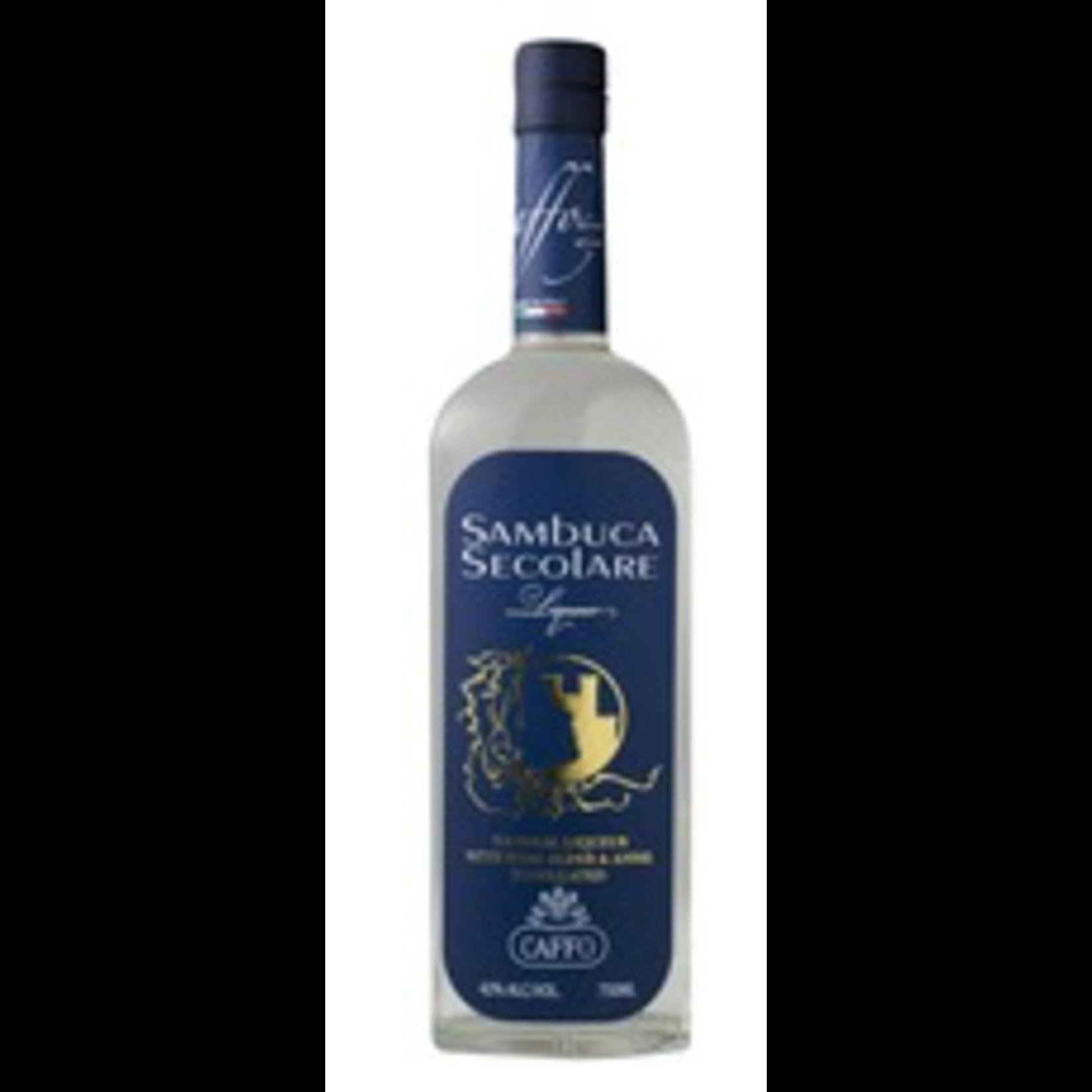 Spirits Caffo Sambuca Secolare Liqueur