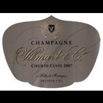 Sparkling Vilmart & Cie Champagne Brut Premier Cru Coeur de Cuvee 2010 1.5L