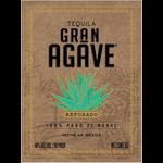Spirits Gran Agave Reposado Tequila 100% de Agave 1L