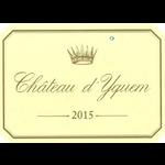 Wine Chateau d'Yquem 2014
