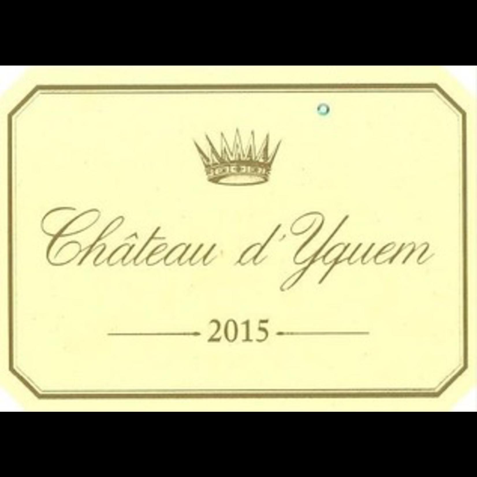 Wine Chateau d'Yquem Sauternes 2014
