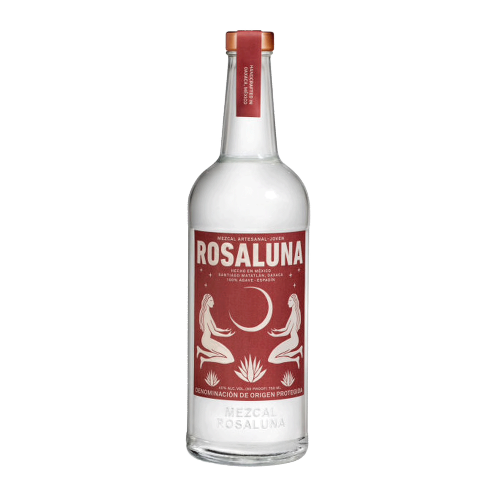 Spirits Rosaluna Artesanal Mezcal Joven Espadin