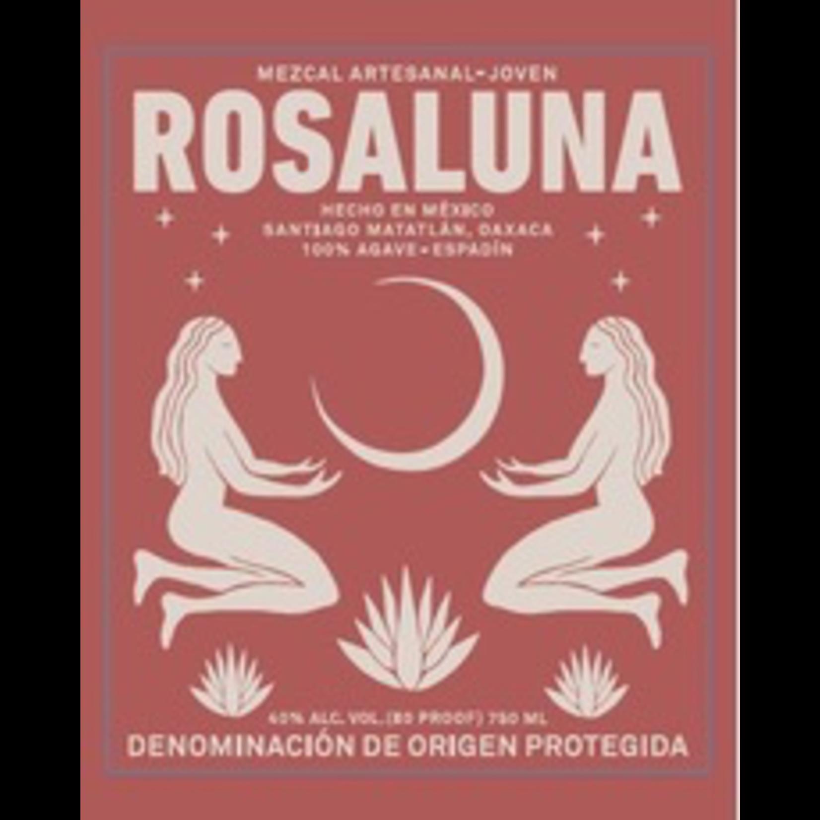 Rosaluna Artesanal Mezcal Joven Espadin
